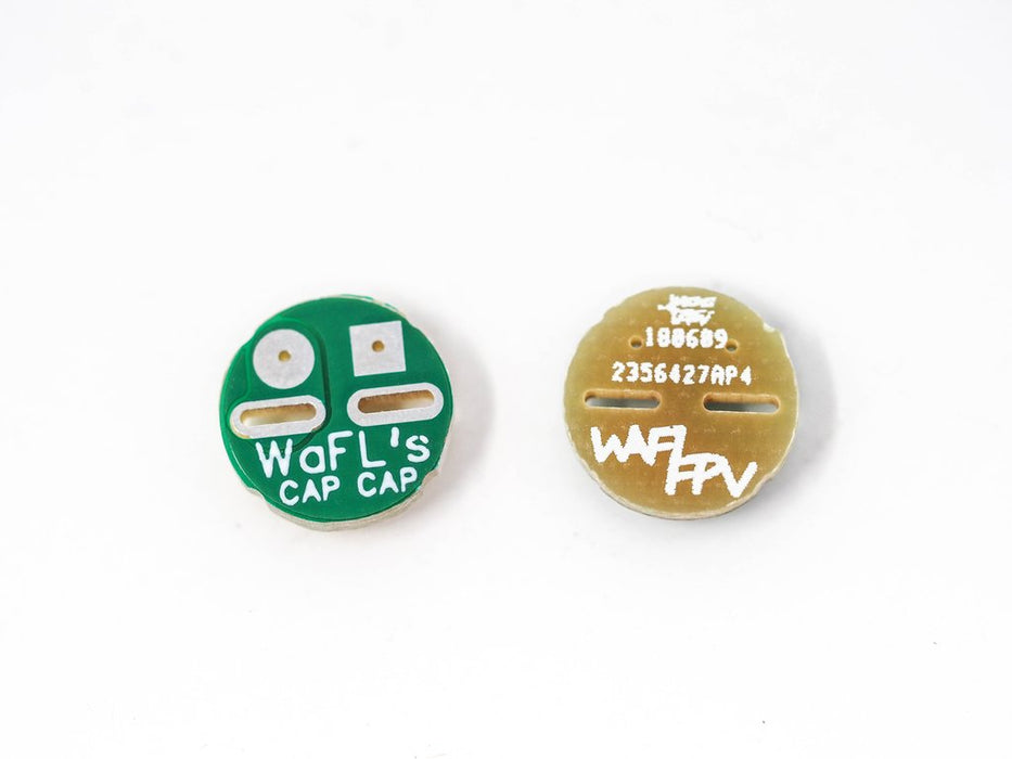 WAFL'S CAP CAP (SET OF 5)