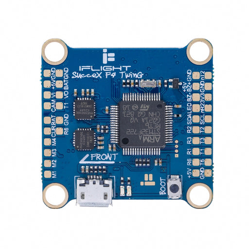SucceX F4 V2.1 TwinG Flight Controller (Dual ICM20689)