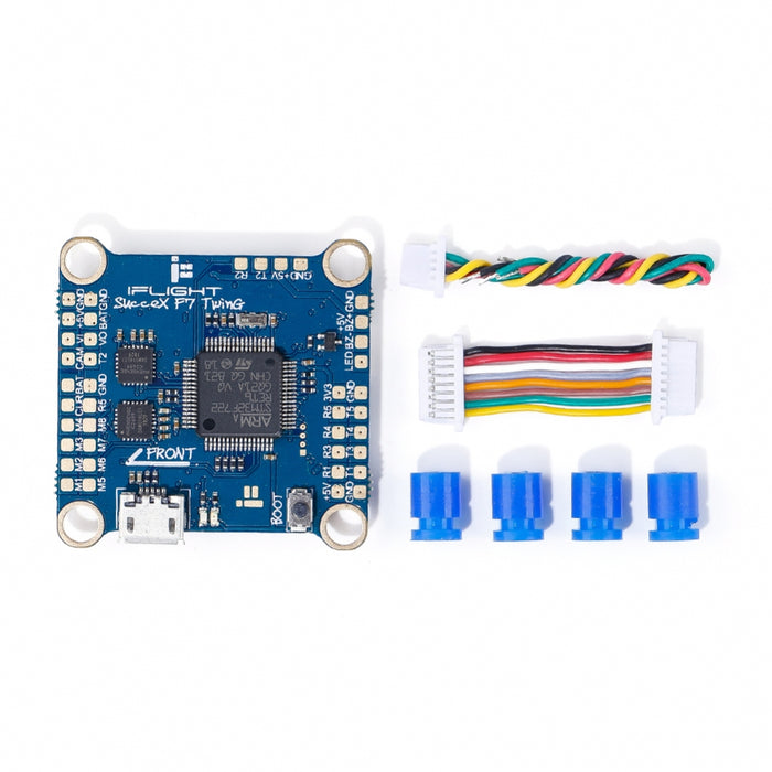 SucceX F7 V2.1 2-8S TwinG Flight Controller (Twin ICM20689)