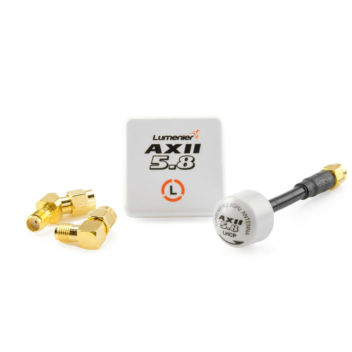 Lumenier AXII Diversity Antenna Bundle 5.8GHz