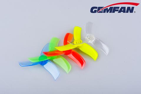 Gemfan Hulkie Durable 3 Blade (3 Holes) 2040 (8 prop pack)