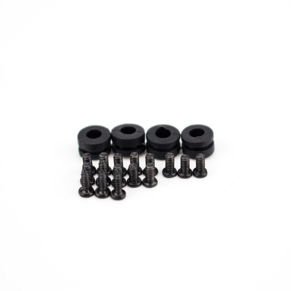 EMAX Tinyhawk Indoor Drone Part - Hardware Pack Include FC Rubber Dampeners. Include All Pieces Hardware X1 Pcs
