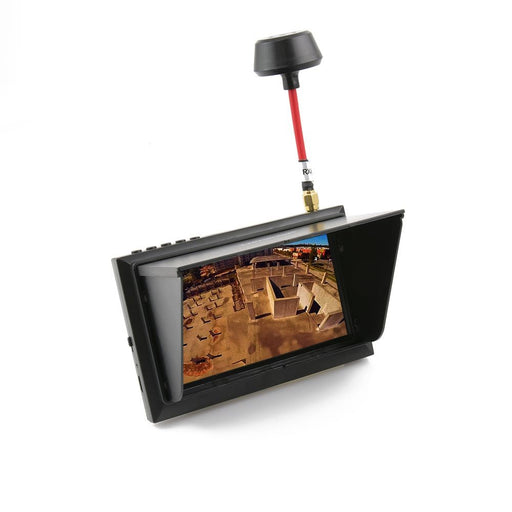 "4.3"" LCD FPV Monitor with 5.8GHz 32CH (Raceband) Receiver"