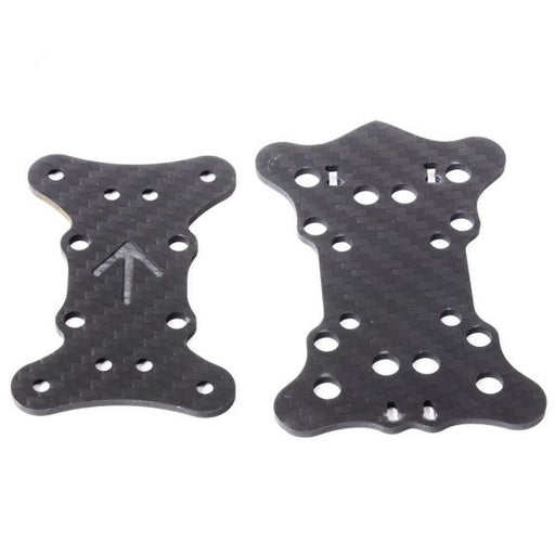 Hawk 5 Spare Parts B (Mid Plate x1, Bottom Plate x1)