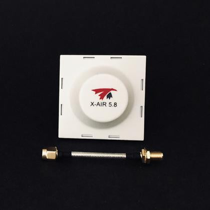 X-AIR 5.8 GHZ FPV PATCH ANTENNA BY TRUERC