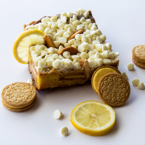 Lemon Blondie