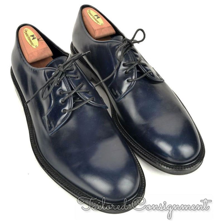 Pal Zileri Shoes (11 / Blue / Light Wear)