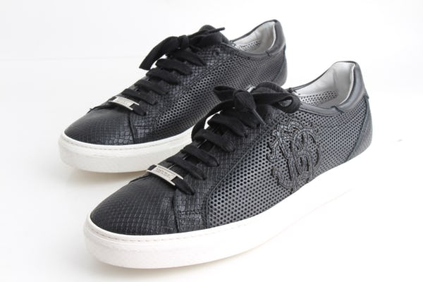 Roberto Cavalli Sneakers (11.5 / Black / Light Wear)