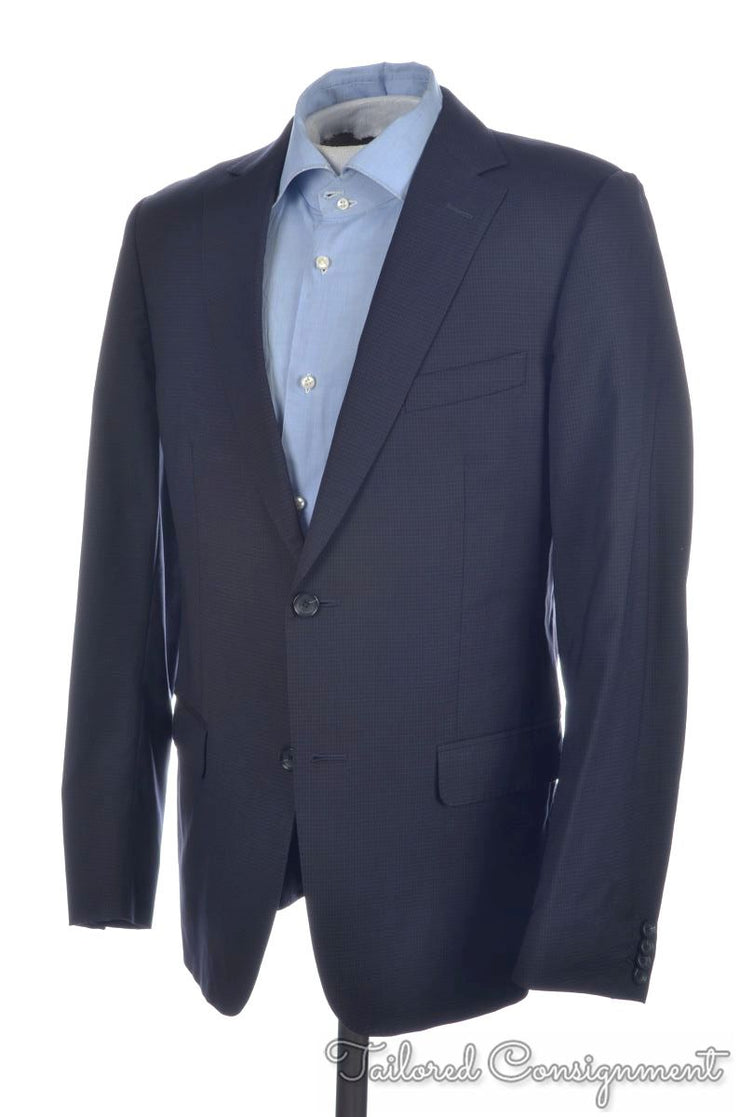 Ermenegildo Zegna Suit (38R / Blue / Light Wear)