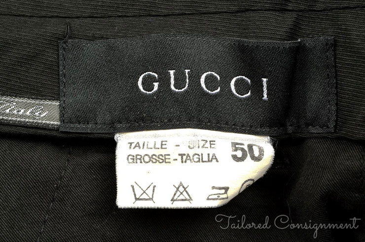 Gucci Pants (34 / Grey / Light Wear)