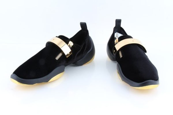 Giuseppe Zanotti Sneakers (10 / Black / Light Wear)