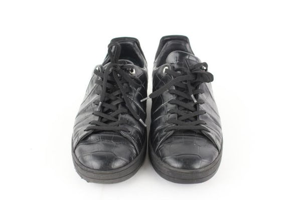 Louis Vuitton Sneakers (12 / Black / Light Wear)