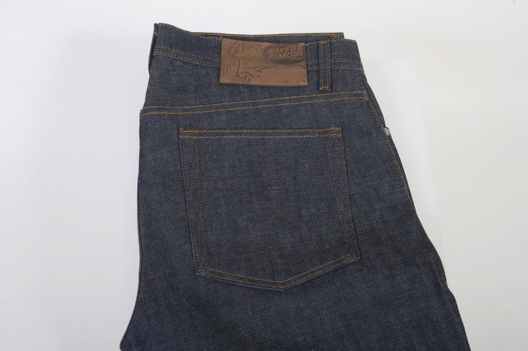 Naked & Famous Denim Jeans (36x34 / Blue / New)