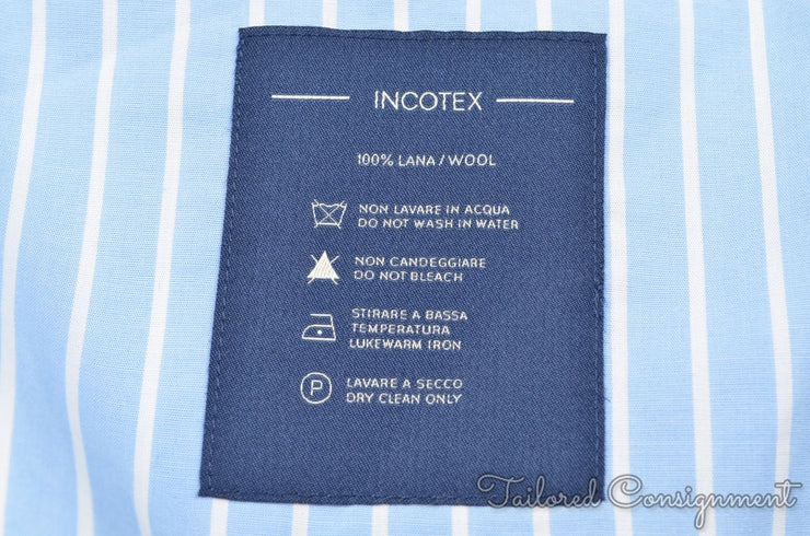 Incotex Pants (32 / Grey / Light Wear)