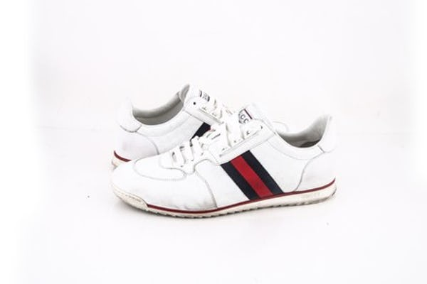 Gucci Sneakers (10 / White / Light Wear)