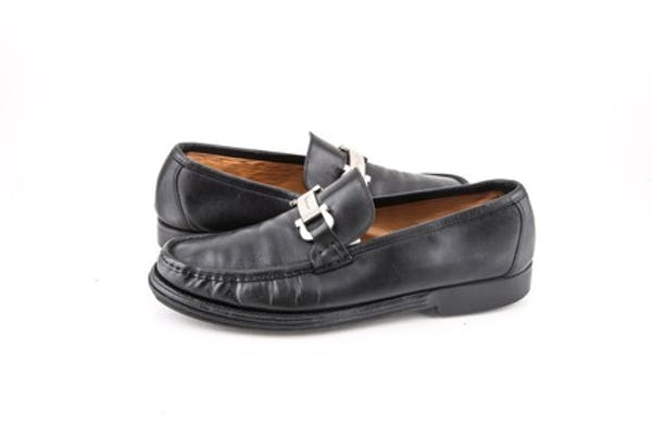 Salvatore Ferragamo Shoes (12 / Black / Light Wear)
