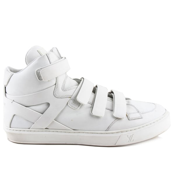 Louis Vuitton Sneakers (11 / White / Light Wear)