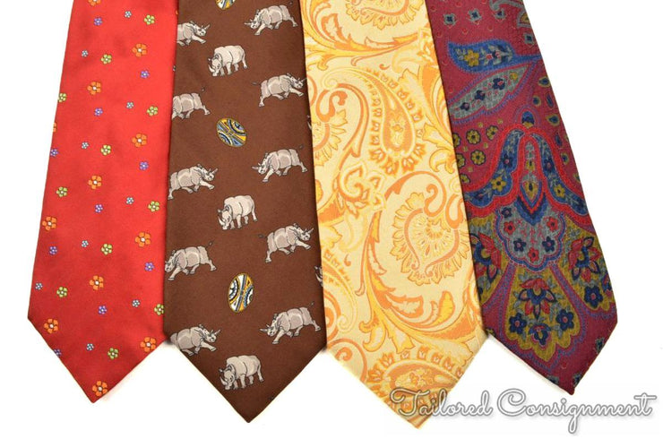 "Etro Tie (3.25"" - 3.75"" / Multi / Light Wear)"