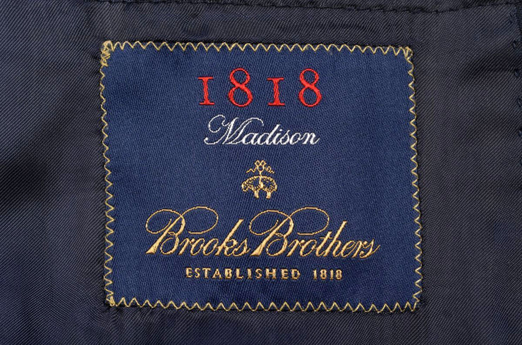 Brooks Brothers Suit (38S / Blue / Light Wear)