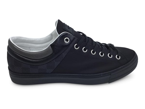 Louis Vuitton Sneakers (11.5 / Black / New)