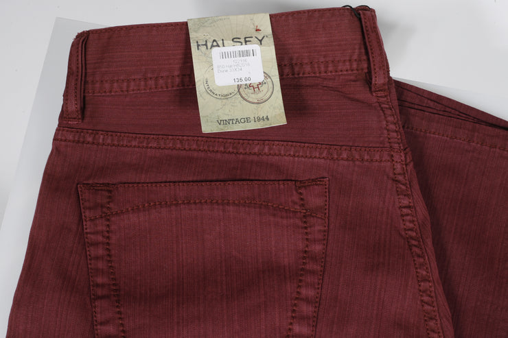 Halsey Pants (33 / Red / New)