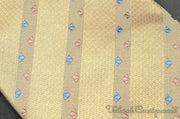 "Italo Ferretti Tie (3.25"" - 3.75"" / Khaki / Light Wear)"
