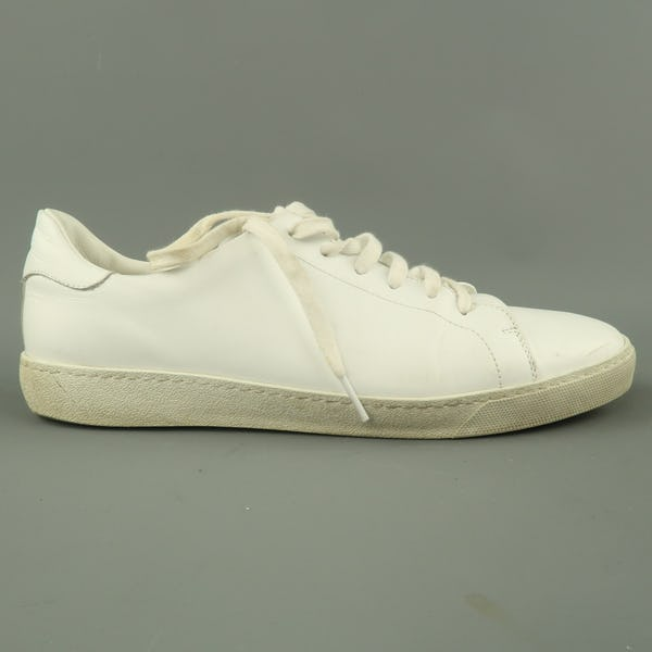 Barneys New York Sneakers (10.5 / White / Light Wear)