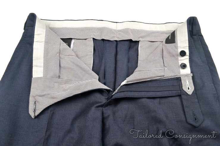 Ermenegildo Zegna Pants (34 / Blue / Light Wear)