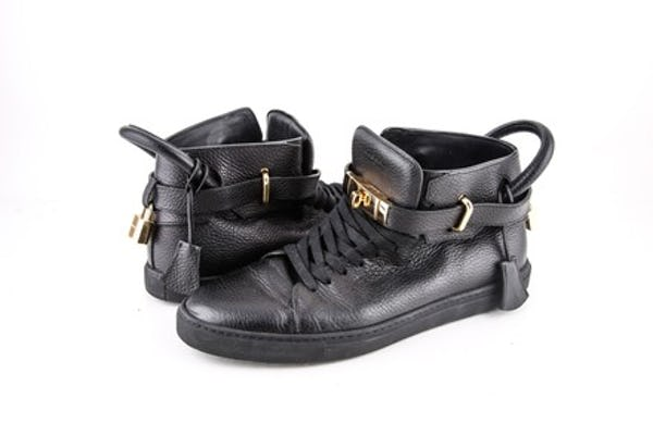 Buscemi Sneakers (12 / Black / Light Wear)