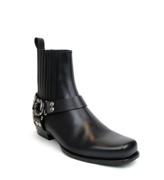 Gucci Boots (11.5 / Black / New)