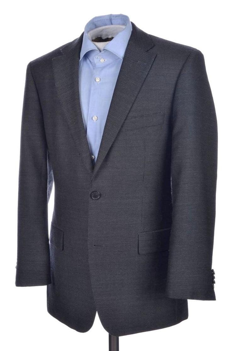 Hugo Boss Suit (38R / Grey / Light Wear)