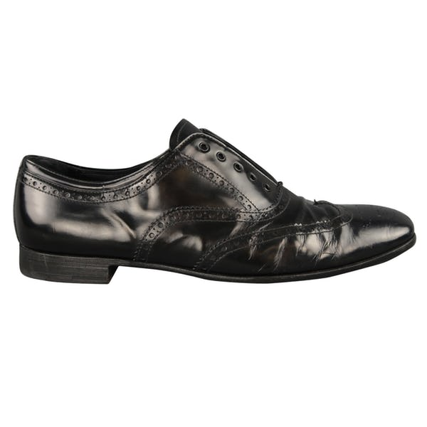 Prada Shoes (11 / Black / Light Wear)