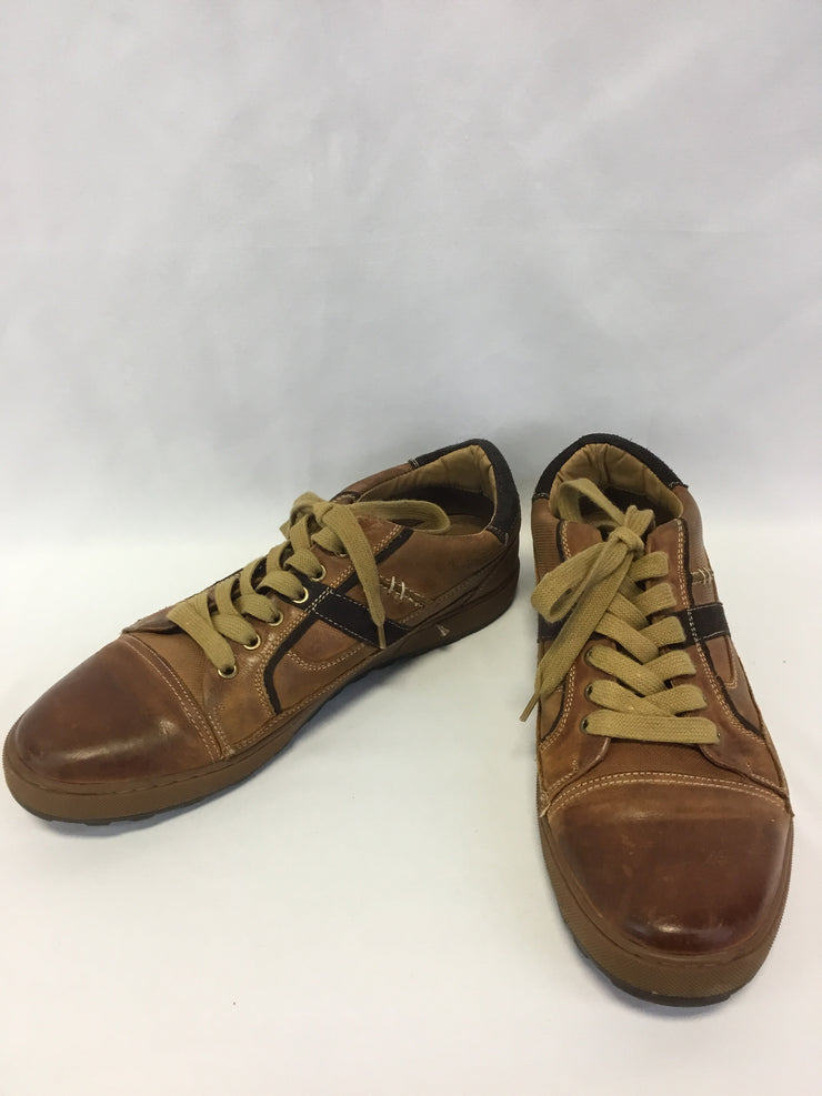 Steve Madden Sneakers (12 / Brown / Light Wear)