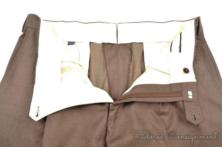 Incotex Pants (34 / Brown / Light Wear)
