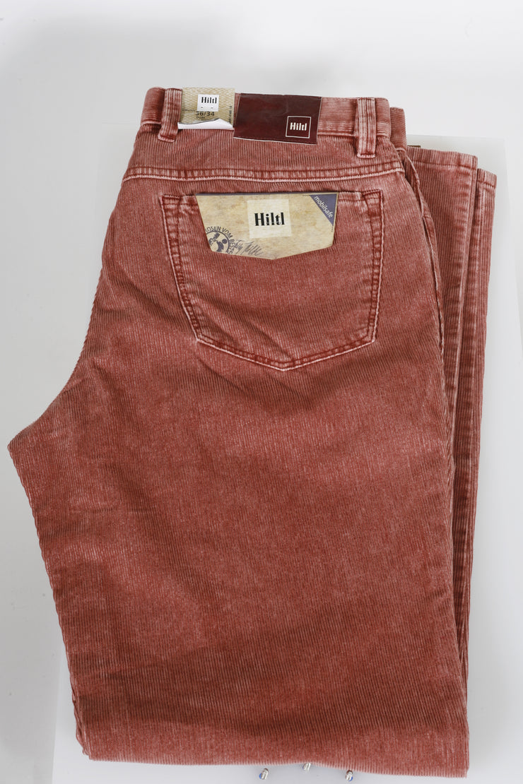 Hiltl Pants (36 / Pink / New)