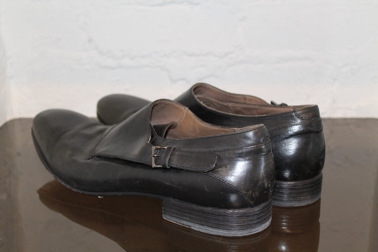 Alexander McQueen Shoes (12.0 / Black / Well Worn)