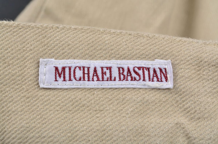 Michael Bastian Pants (34 / Khaki / Light Wear)
