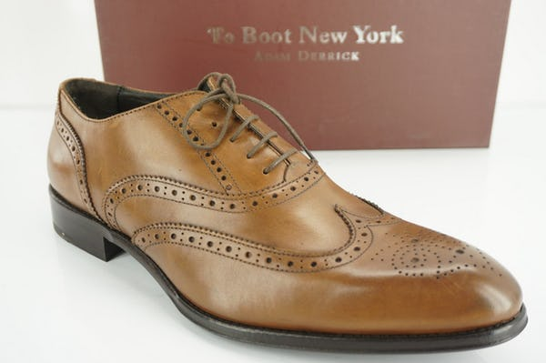To Boot New York Shoes (11.5 / Brown / New)
