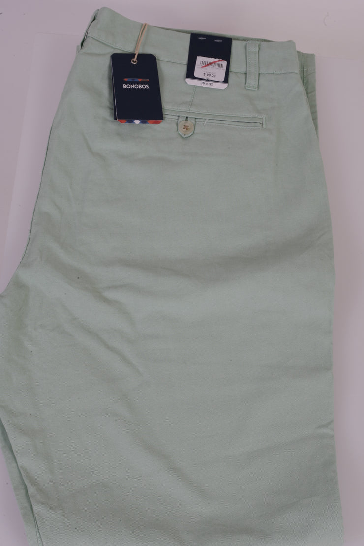 Bonobos Pants (36 / Green / New)