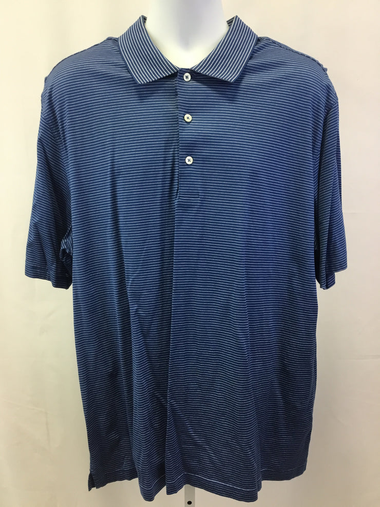 Bobby Jones T-Shirt (XL / Blue / Light Wear)