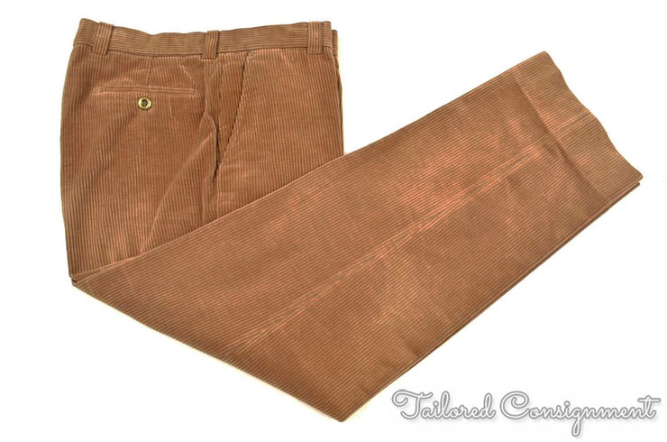 Ermenegildo Zegna Pants (34 / Brown / Light Wear)