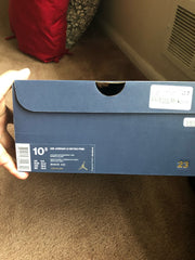Jordan Sneakers (10.5 / Blue / New)