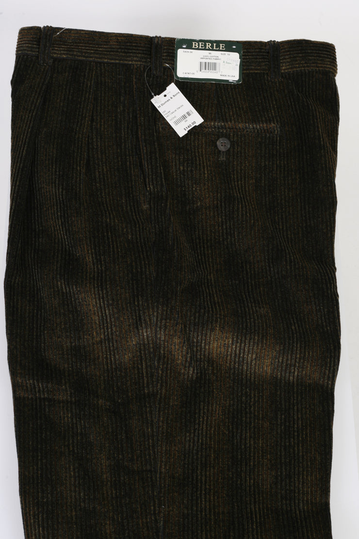 Berle Pants (32 / Gold / New)