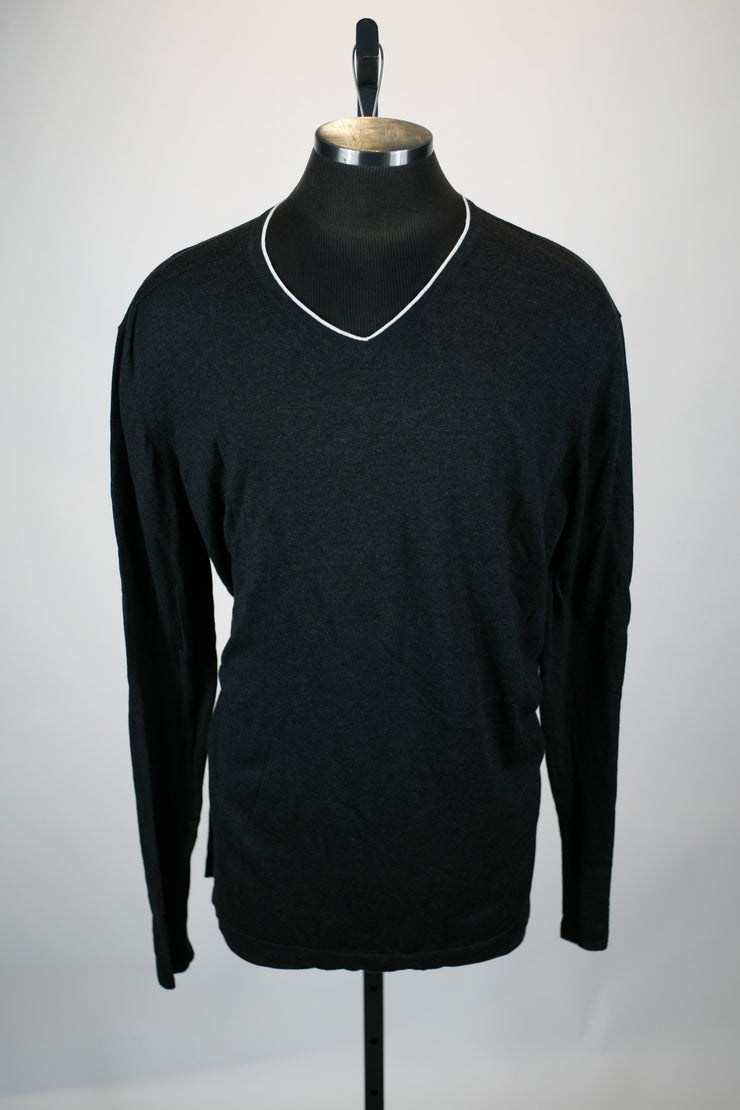 Agave Sweater (XXL / 56 / Black / New)