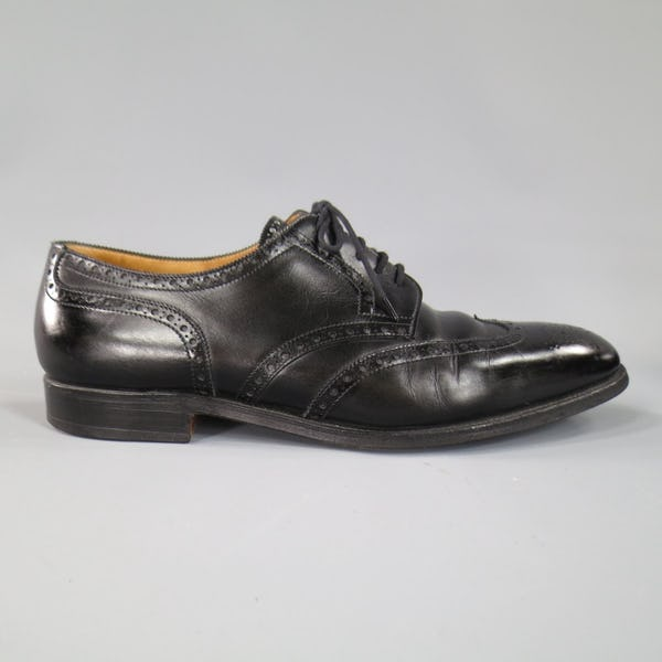 John Lobb Shoes (10.5 / Black / Light Wear)