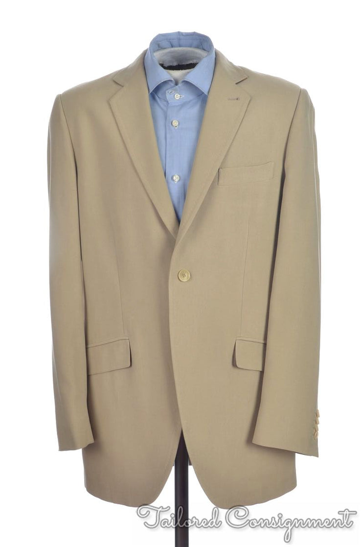 Dolce & Gabbana Suit (38L / Khaki / Light Wear)