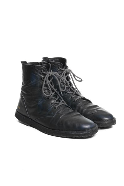 Golden Goose Boots (11 / Black / Light Wear)