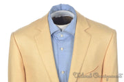 Ermenegildo Zegna Suit (38R / Khaki / Light Wear)