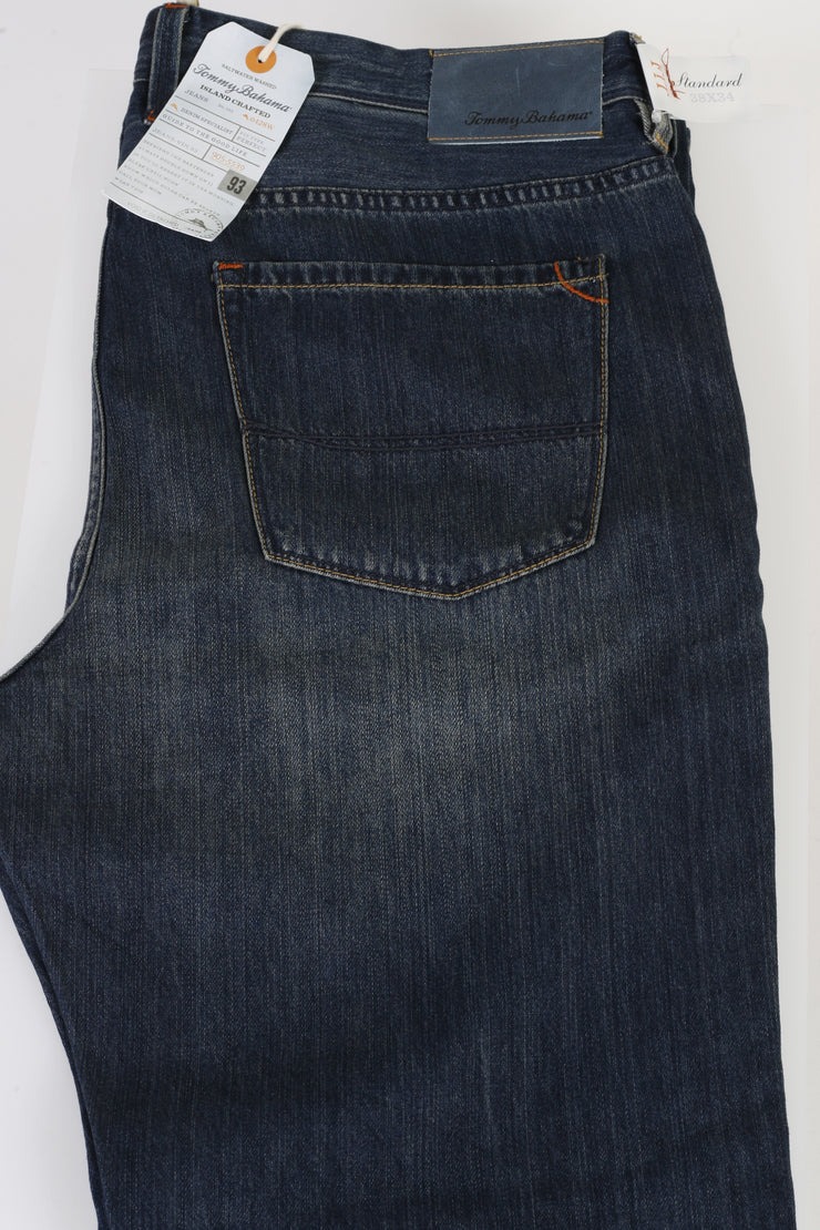 Tommy Bahama Jeans (38x34 / Blue / New)