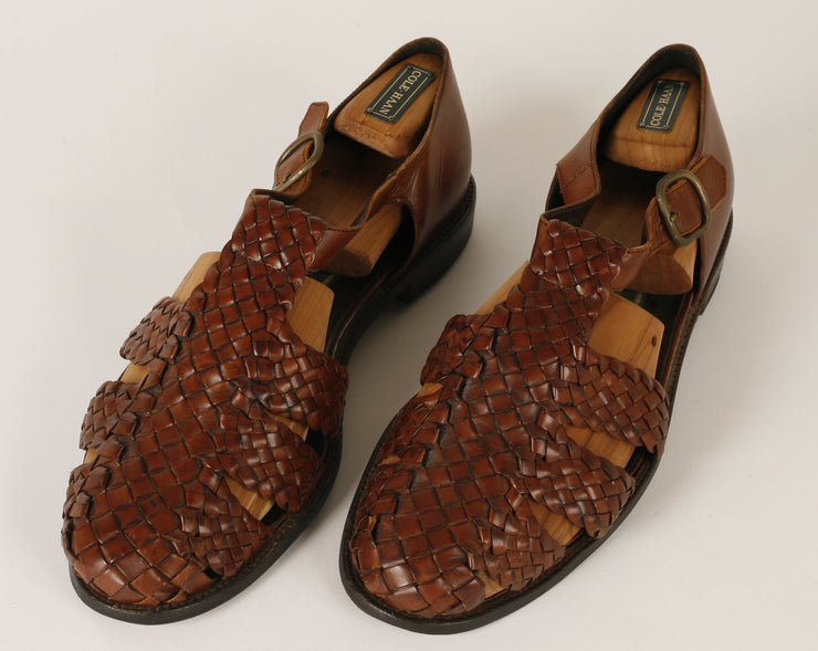 Cole Haan Shoes (12 / Brown / Light Wear)